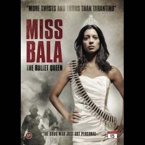 u16030 Miss Bala The Bullet Queen (UDEN COVER)
