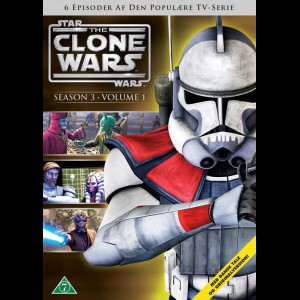 Star Wars: The Clone Wars - Season 3 - Volume 1