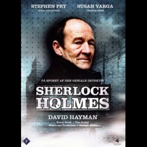 The Search For Sherlock Holmes (Sherlock Holmes: På Sporet Af Den Geniale Detektiv)
