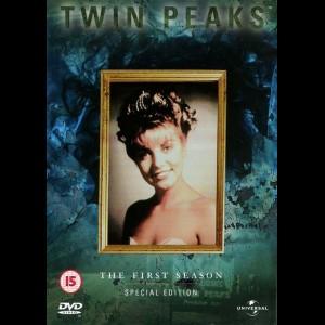 -3513 Twin Peaks: Sæson 1 (KUN ENGELSKE UNDERTEKSTER)