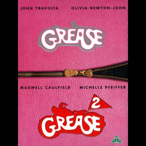 Grease + Grease 2  -  2 disc