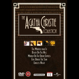 The Agatha Christie Collection  -  5 disc