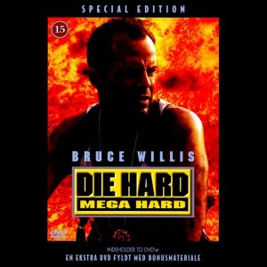 -8358 Die Hard 3: Mega Hard (KUN ENGELSKE UNDERTEKSTER)