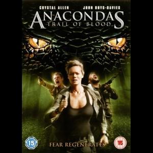 -8702 Anacondas 4: Trail Of Blood (KUN ENGELSKE UNDERTEKSTER)