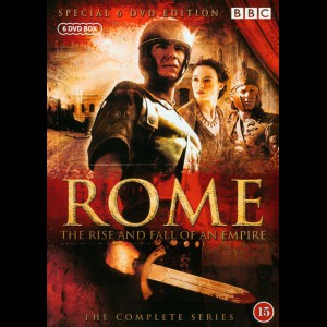 Rome: The Rise And Fall Of An Empire  -  6 disc (BBC) Ancient Rome: The Rise And Fall Of An Empire