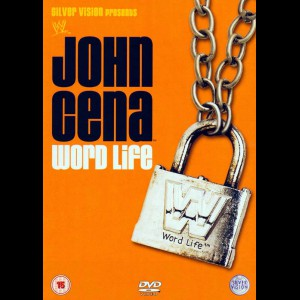 -2695 John Cena - Word Life (WWE) (INGEN UNDERTEKSTER)