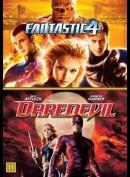 Fantastic Four + Daredevil - 2 disc