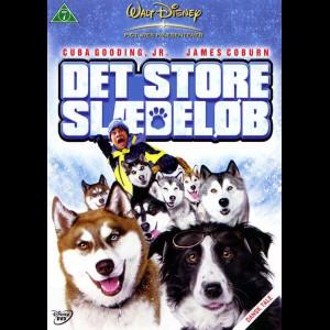 Det Store Slædeløb (Snow Dogs) (Det Store Slædeløb)
