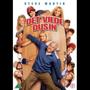 Det Vilde Dusin + Det Vilde Dusin 2  -  2 disc