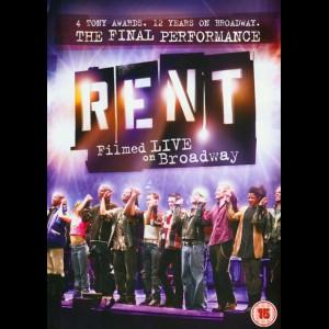 Rent: Filmed Live On Broadway - The Final Performance (2008)