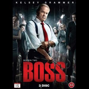 Boss: Sæson 2