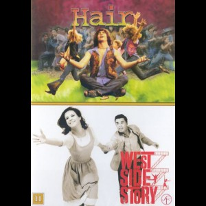 Hair + West Side Story  -  2 disc