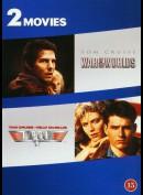 War Of The Worlds + Top Gun  -  2 disc