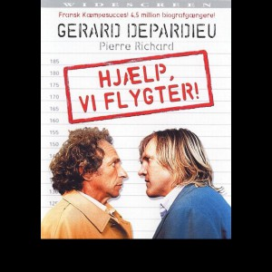 Hjælp, Vi Flygter (Le Fugitifs)