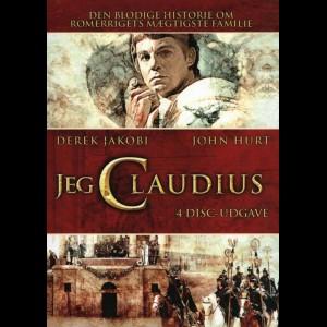 Jeg, Claudius  -  4 disc (I, Claudius)
