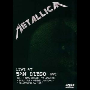 Metallica: Live At San Diego