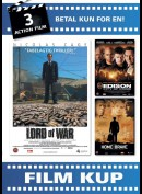 Lord Of War + Edison: City Of Crime + Home Of The Brave - 3 disc