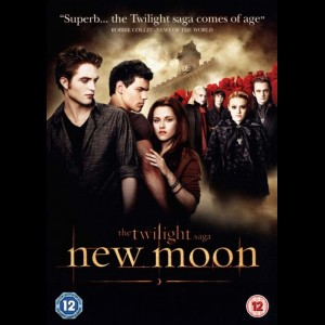 -4178 The Twilight Saga: New Moon (KUN ENGELSKE UNDERTEKSTER)