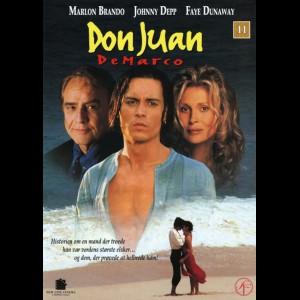 Don Juan DeMarco (1995) (Johnny Depp)