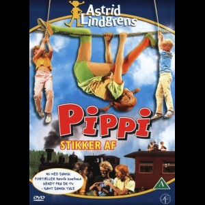 Pippi Stikker Af