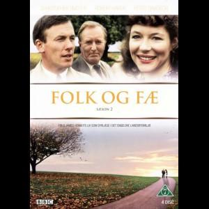 Folk Og Fæ: Sæson 2 (All Creatures Great And Small: Season 2)