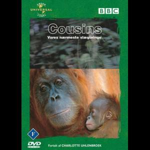 Cousins: Vores Nærmeste Slægtninge (BBC)