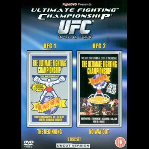 UFC 1 + 2: The Beginning + No Way Out  -  2 Disc