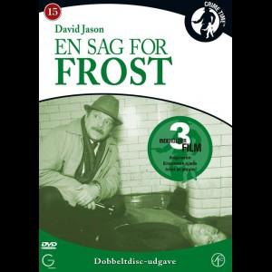 En Sag For Frost 02  -  2 disc (3 afsnit)
