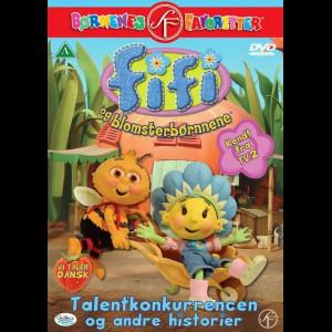 Fifi Og Blomsterbørnene 1: Talentkonkurrencen