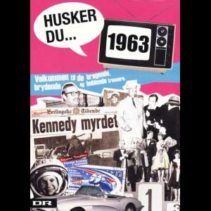 Husker Du... 1963