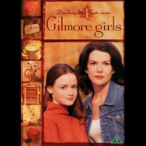 -8314 Gilmore Girls: Sæson 1 (MANGLER YDERSTE PAPCOVER)
