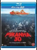 Piranha 3-D (Inkluderer ikke 3-D briller, Kan afspilles i 2-D også)