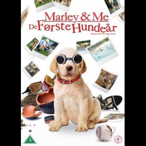Marley & Me: De Første Hundeår