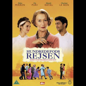 Hundredefodsrejsen (The Hundred-Foot Journey)