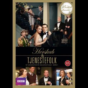 Herskab & Tjenestefolk: Sæson 1 (2010) (Upstairs Downstairs: Season 1)