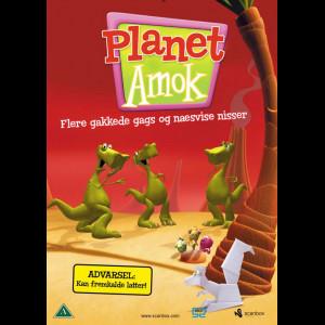 Planet Amok 2: Flere Gakkede Gags Og Naesvise Nisser
