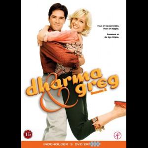 Dharma & Greg: Season 2 (Et Umage Par: Sæson 2)