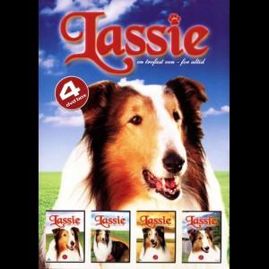 Lassie Boks: En Trofast Ven, For Altid  -  4 disc
