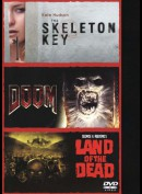 The Skeleton Key + Doom + Land Of The Dead  -  3 disc
