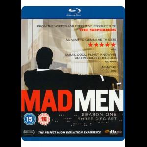 -4465 Mad Men: Sæson 1 (KUN ENGELSKE UNDERTEKSTER)