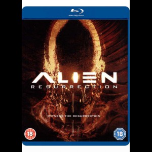 -4051 Alien 4: Resurrection (KUN ENGELSKE UNDERTEKSTER)