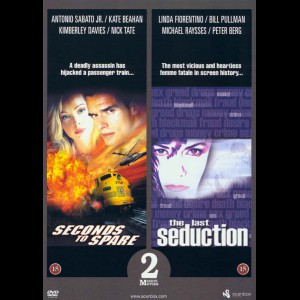 Seconds To Spare + The Last Seduction