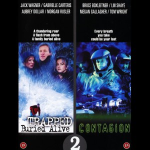 Trapped: Buried Alive + Contagion