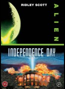 Alien + Independence Day  -  2 disc