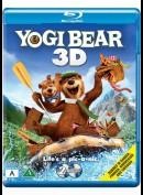 Yogi Bear 3D [Blu-ray 3D]