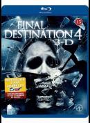 The Final Destination 4  -  3-D (Inkl. 2 stk. 3-D briller)