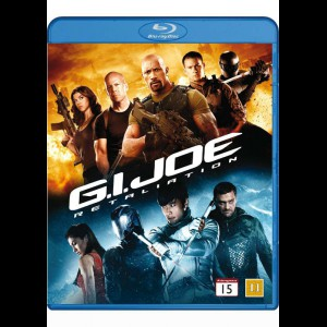 G.I. Joe: Retaliation (Blu-Ray + Blu-Ray 3D)
