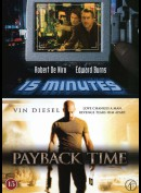 Payback Time + 15 Minutes  -  2 disc