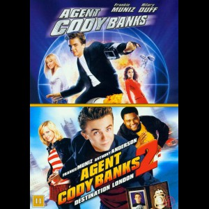 Agent Cody Banks 1 + 2  -  2 disc