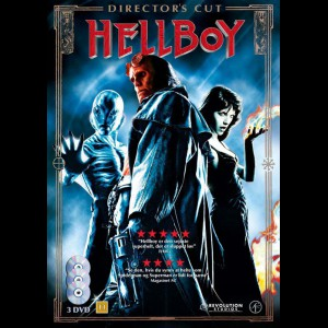 Hellboy  (3 disc Directors Cut)